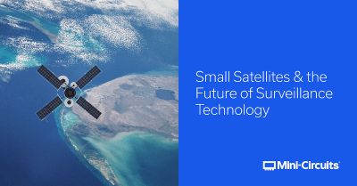 SmallSats and the Future of Space Surveillance Technology