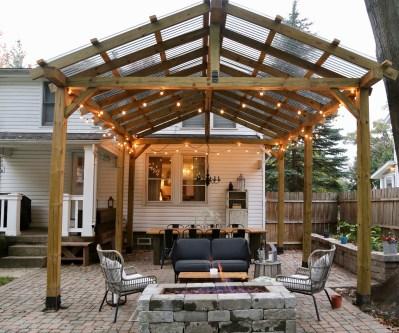 Backyard Ambiance