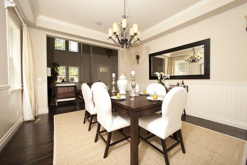 Decorating With Rectangular Mirrors Middot Decorative Wall For Dining Room