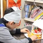 デコレーション大賞 お菓子教室