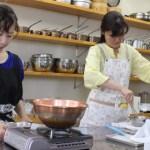 シュー・ア・ラ・クレーム お菓子教室1