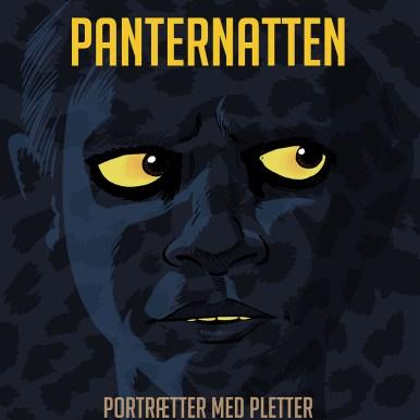 """Fra bogen: """"Panternatten - Portrætter med pletter"""" af Peter Mouritzen Forlaget Jensen&Dalgaard"""