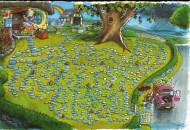 Perle bøf farver - Prøveopslag labyrint