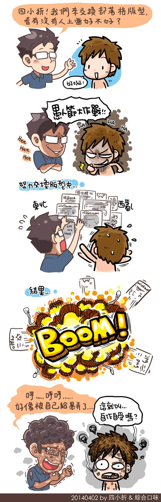 2014愚人節大作戰