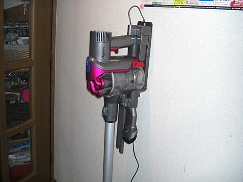 dyson DC35充電ベース