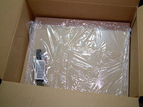 アマゾンってさぁ、どんな小さいものでも巨大な箱で送ってくるよねw