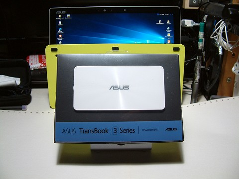 ASUS UNIVERSAL DOCK 90NB0DH1-P00150来たーーー(^_^)v