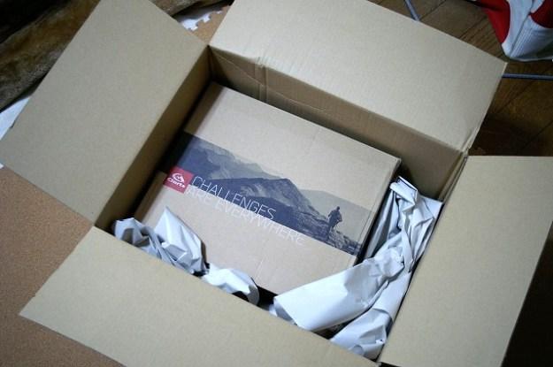 いつもの箱でご到着w