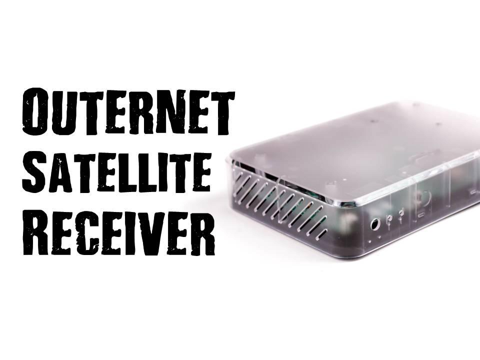 Outernet satellite receiver mkme.org