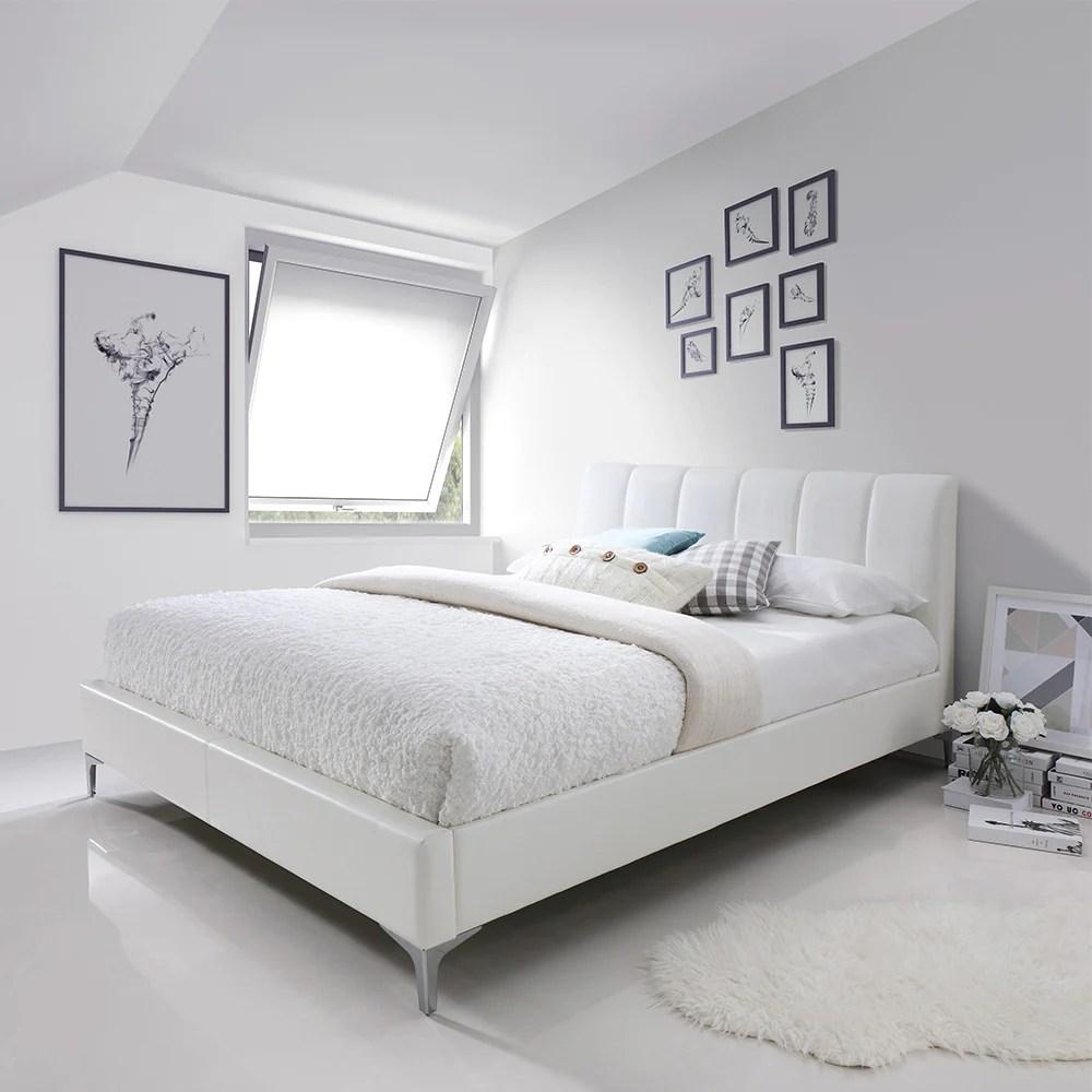Mobexpert Blog - 6 paturi tapițate pentru un dormitor elegant