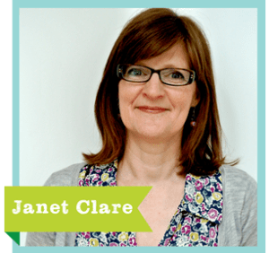 Janet Clare