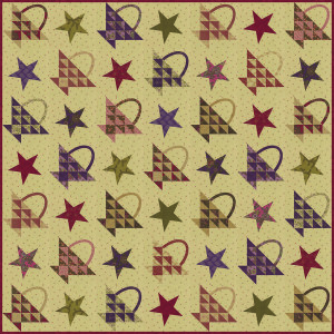 PS46200 Collection 1892 quilt (70x70) 8x8 low res