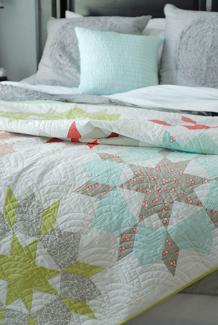 Camille's Swoon Quilt