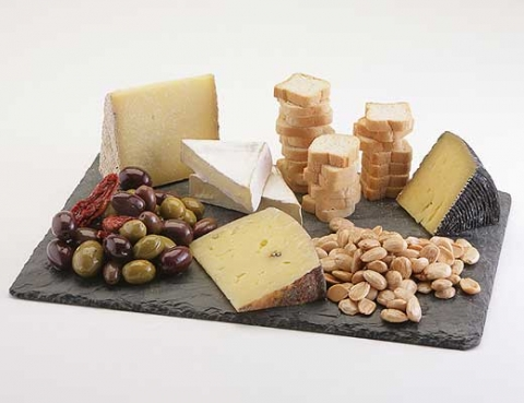 Cutting Table - Whole Foods Cheeseboard