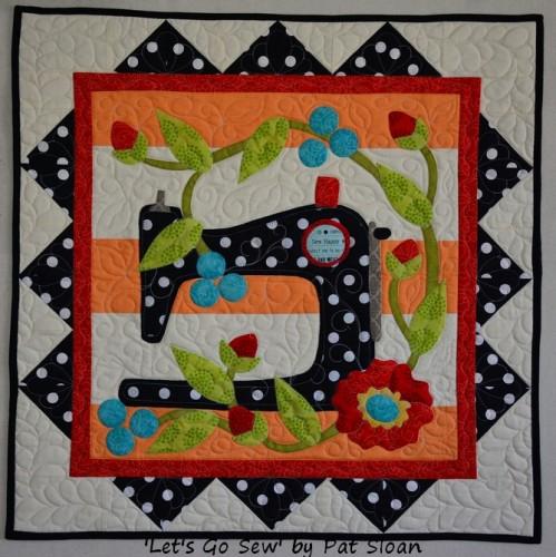 Pat Sloan Lets go Sew pattern