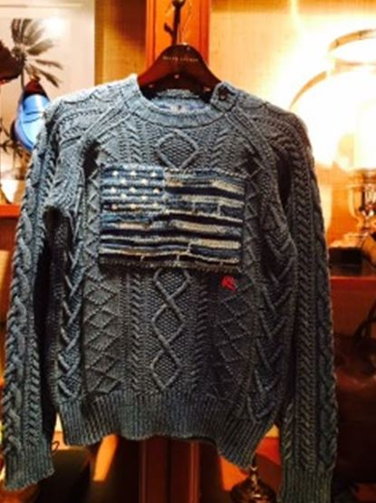 Polly - Ralph Lauren Sweater