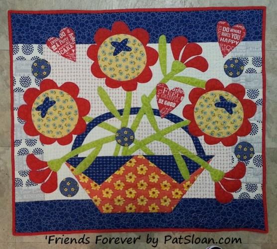 pat sloan friends forever 1