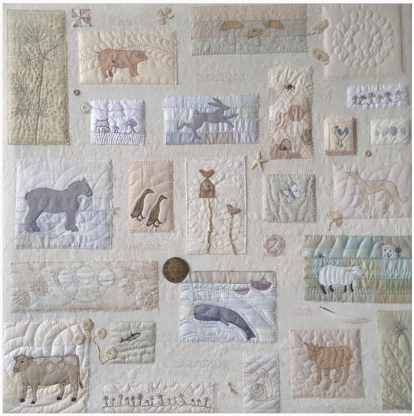 Janet Clare Story Quilt