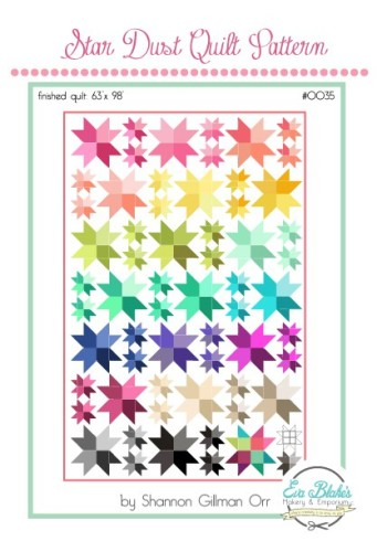 StarDustQuiltCover
