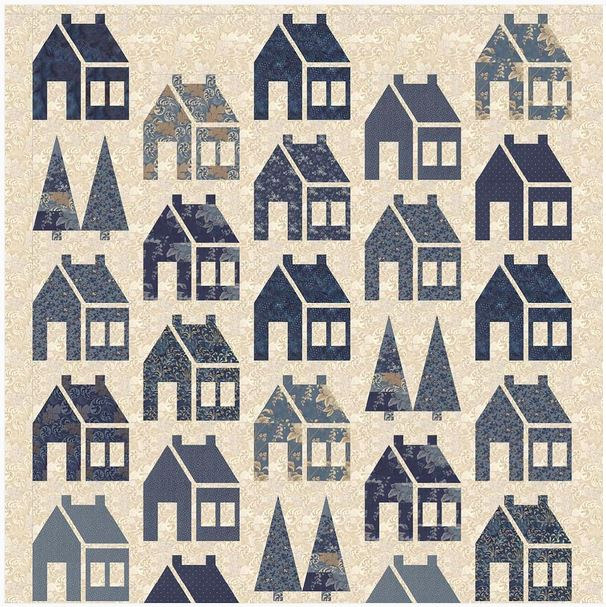 LB Blue Barn Houses