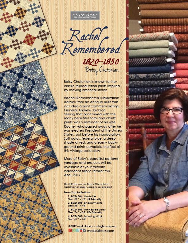 Rachel Remembered by Betsy Chutchian