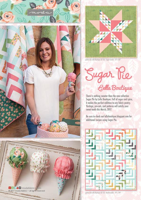 Sugar Pie by Lella Boutique