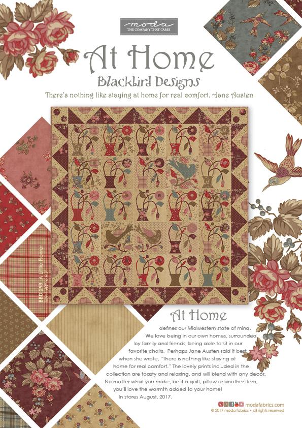 At Home by Blackbird Designs