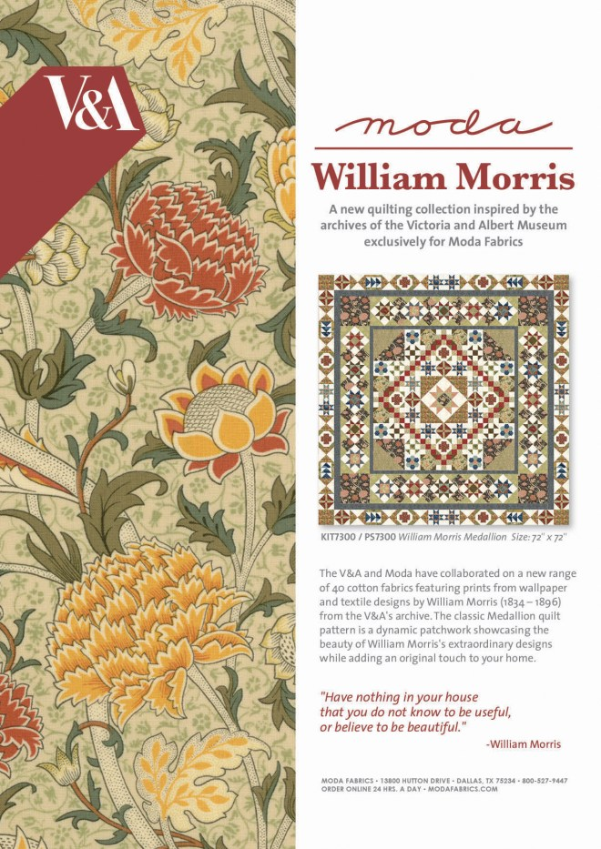 William Morris by Victoria & Albert Museum