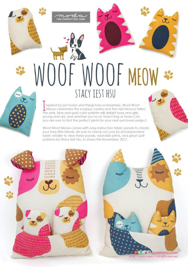 Woof Woof Meow by Stacy Iest Hsu