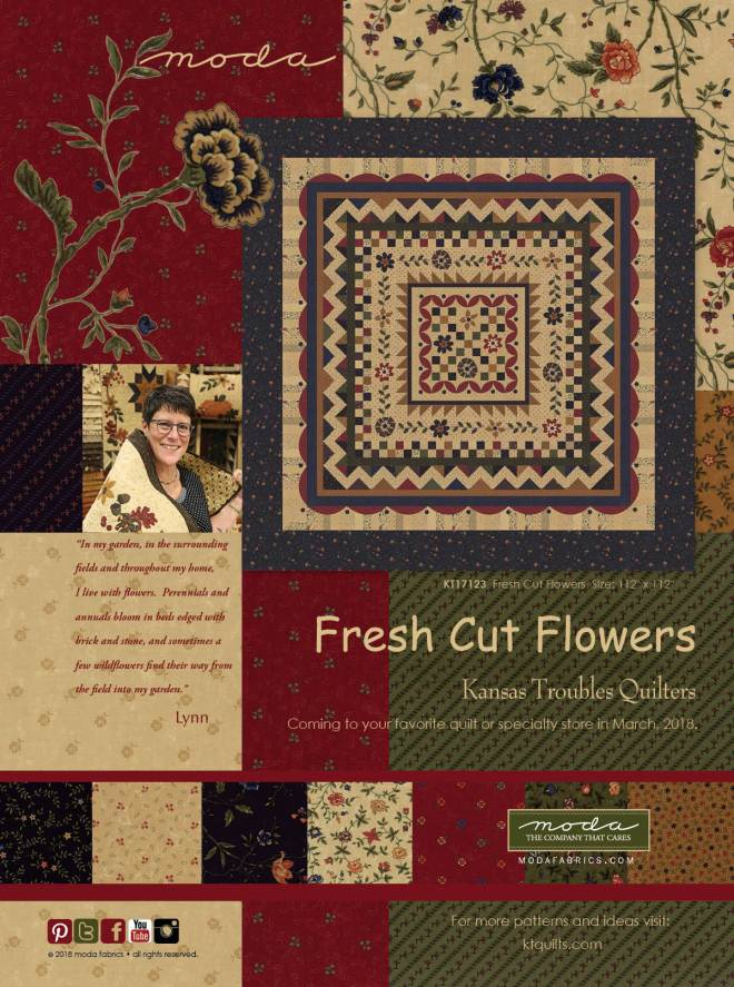 Fresh Cut Flowers by Kansas Troubles