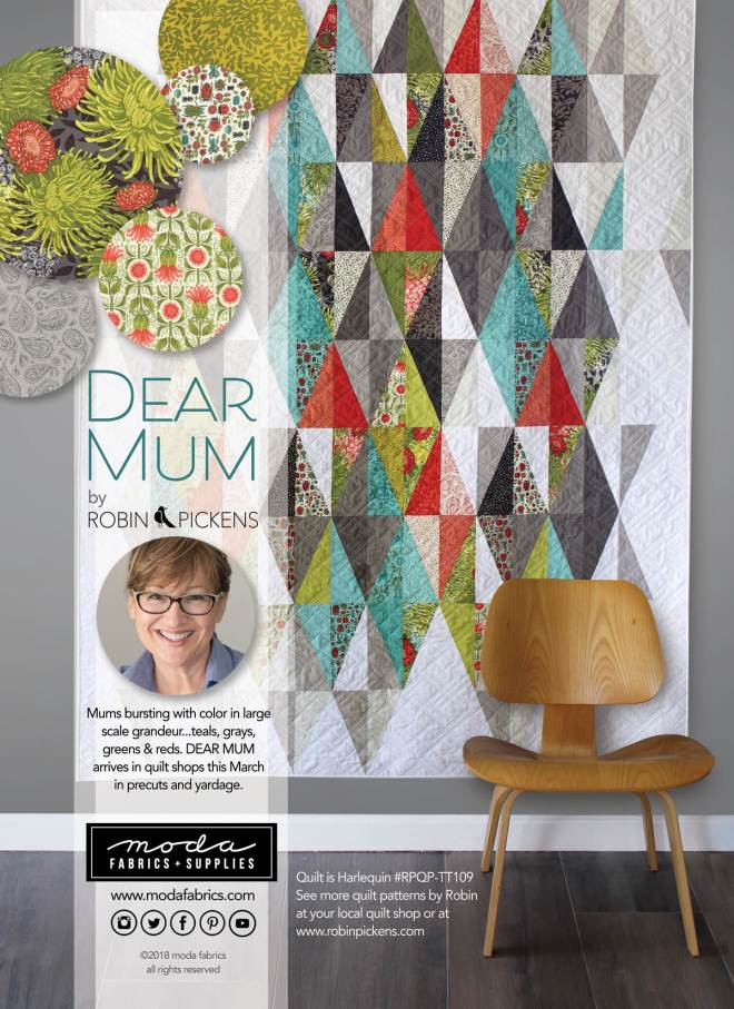 Dear Mum by Robin Pickens
