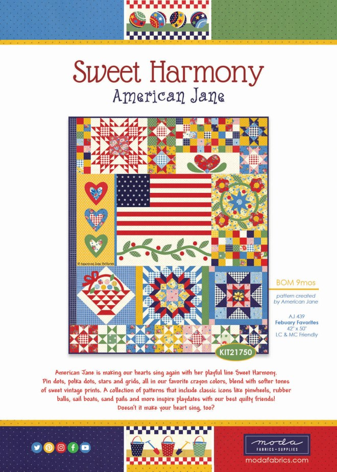 Sweet Harmony by American Jane