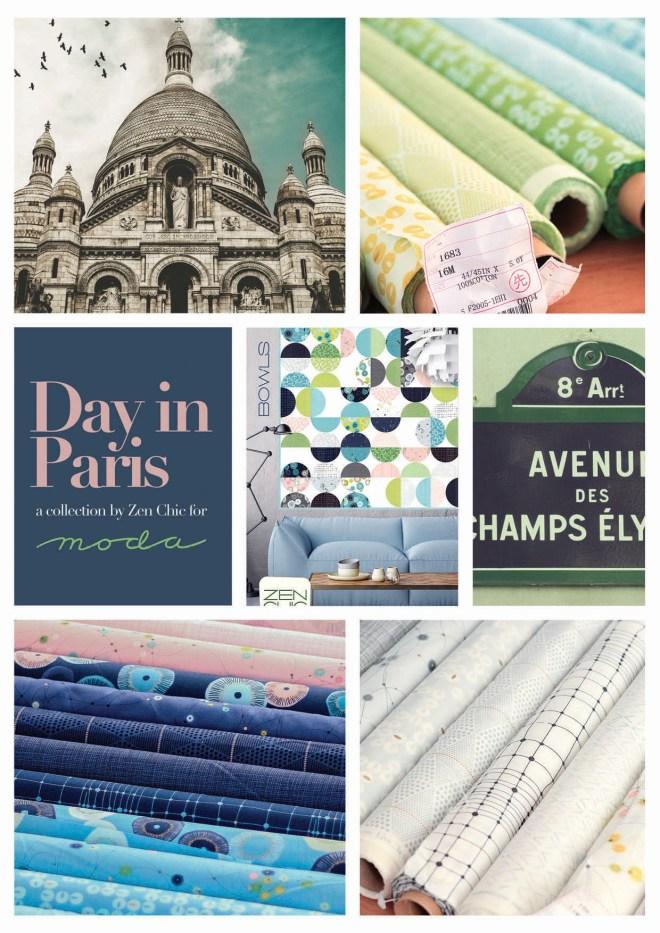 Day in Paris by Zen Chic