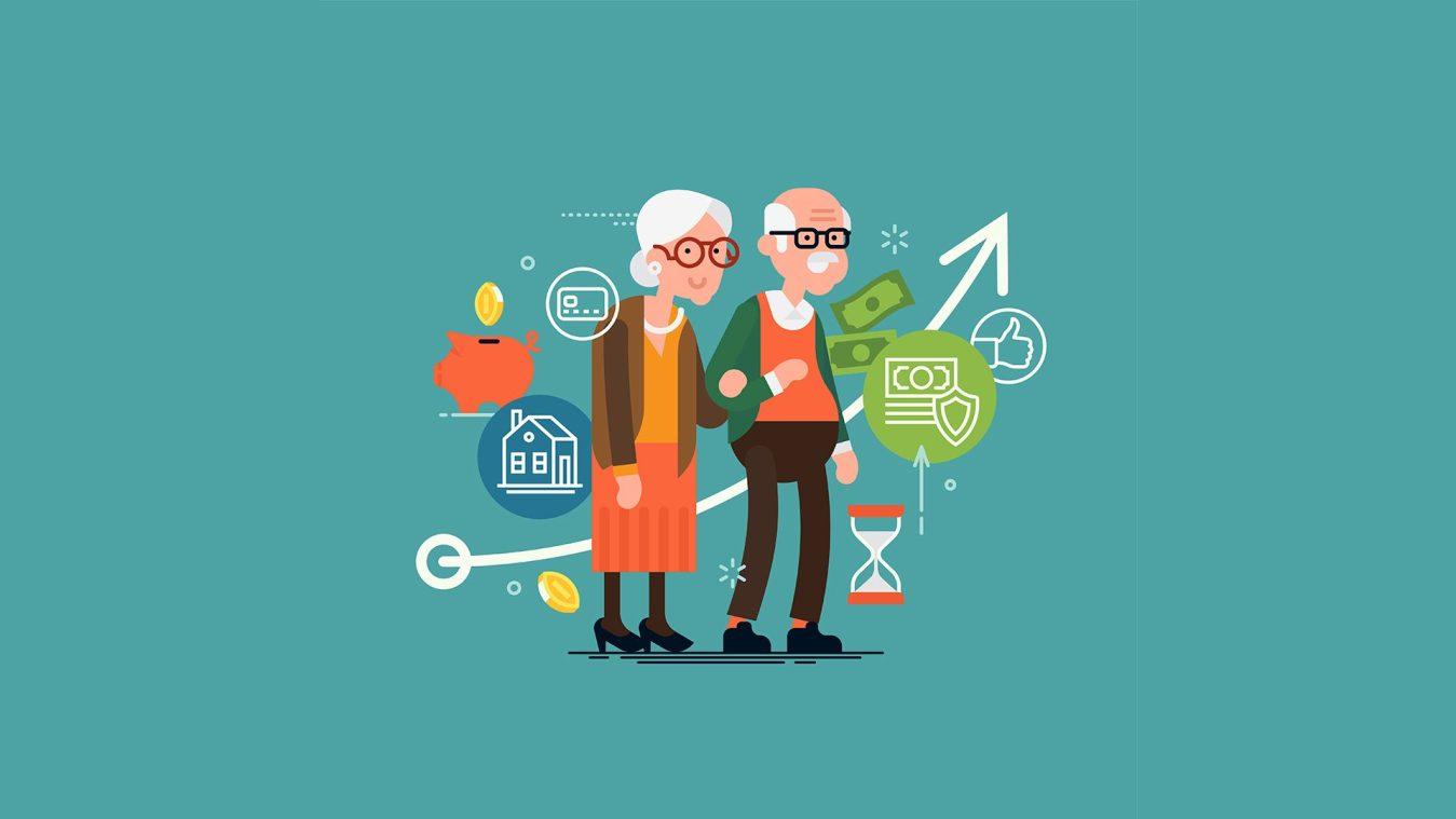 tujuan investasi jangka panjang:dana pensiun