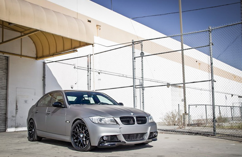 bmw-e90-335d-metallic-matte-gunmetal-wrapped-photoshoot-11
