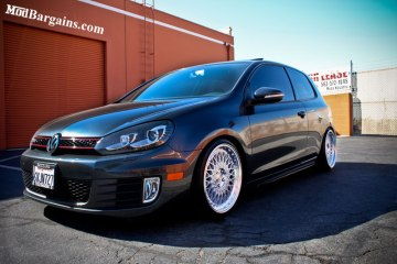 Avant Garde M220 Wheels on Golf GTI