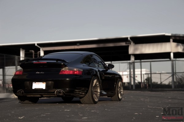 The Revival: Ron's Porsche 996 Turbo Rides Again On New Forgestar F14 Wheels