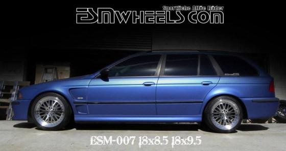 esm-wheels-on-e39-wagon
