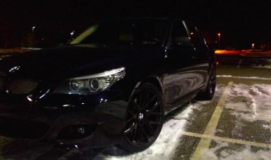 BMW-E60-528Xi-Black-Wheels-Grilles-003