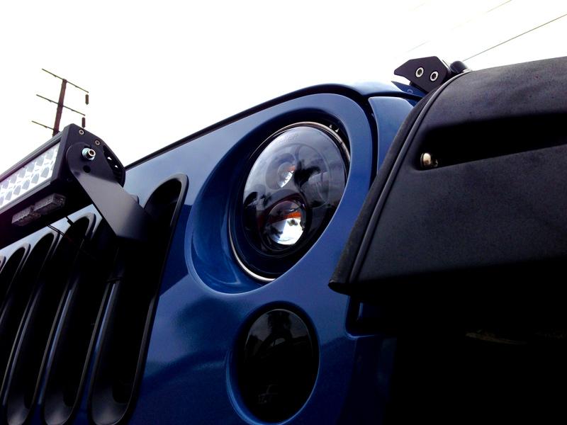 Kirk Jeep Jk Jw Speaker Led Headlights on Key Mods You Ve Got To Do Your Jeep