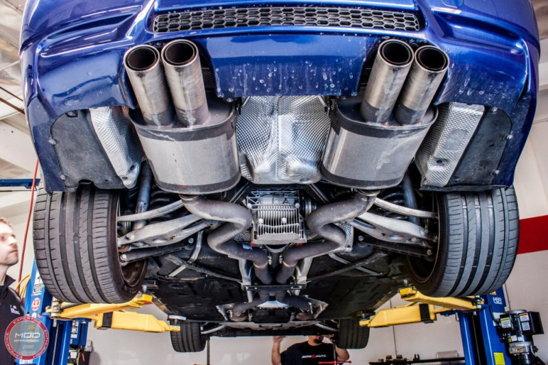 BMW_E92_M3_Remus_Full_Exhaust_BC_Coilovers_BC_Wheels_StopTech_Brakes (7)