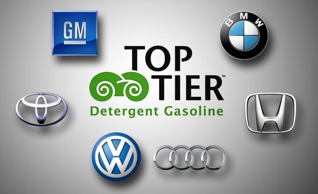 Top-Tier Gasoline