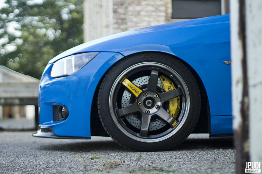 August Cotm Never Too Blue Sean S Lsb E92 Modbargains