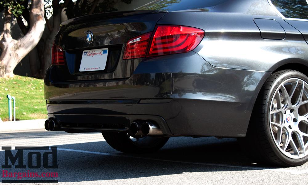7 Best Mods for F10 BMW 5-Series - BMW 528i 535i 550i & M5