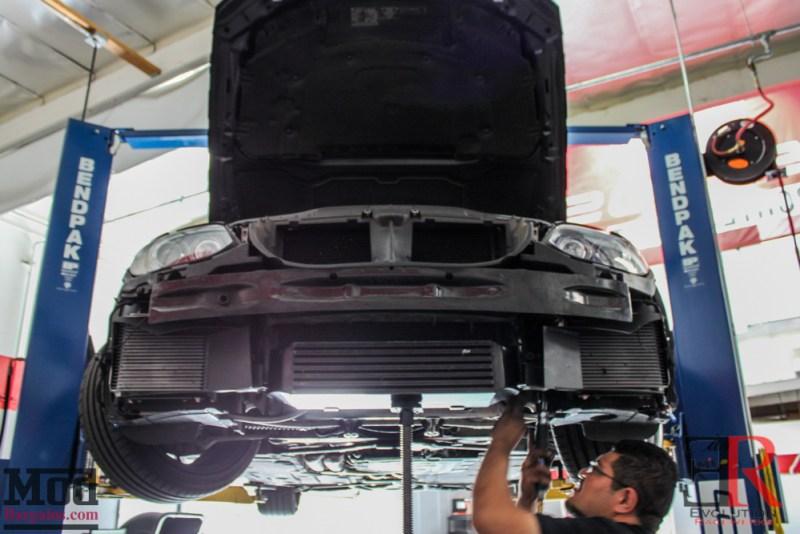 BMW_E92_335i_Evolution_Racewerks_FMIC_Dual_Oil_Coolers-2