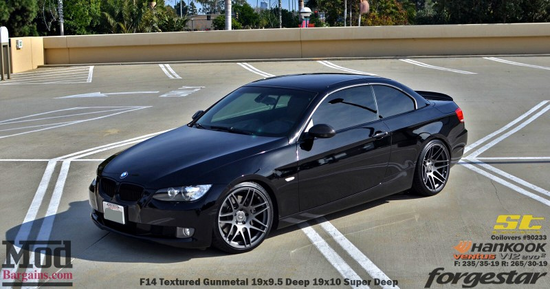 Black_BMW_E93_Forgestar-F14-19x9DC19x10SDC-hankook-st-coilovers-jeffkramer-alan-cust-img005