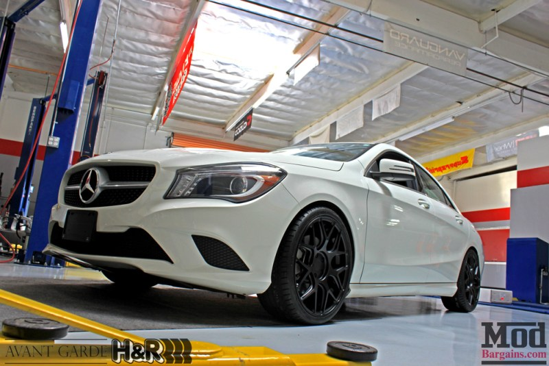 Mercedes_CLA250_HR_Springs_Avant_Garde_Black_Wheels_after_006