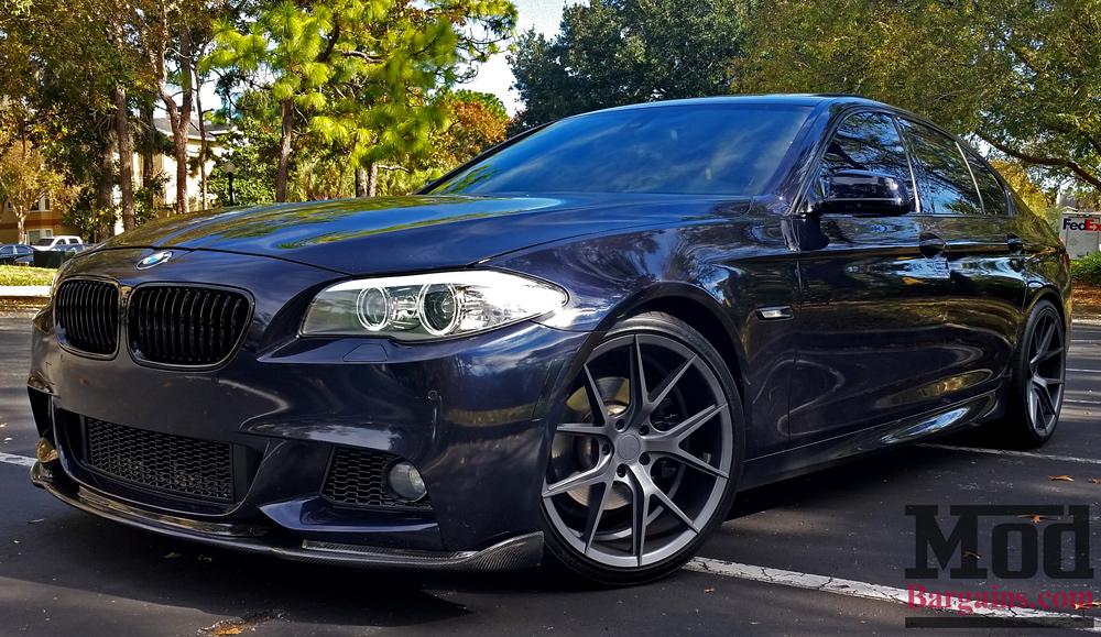 Hankook Ventus V12 Evo2 >> Jan 15 COTM: Cledson's F10 BMW 528i M-Sport defines Euro-Muscle Style