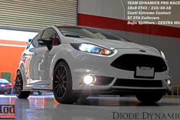 Ford Fiesta St Diode Dynamics Luxeon Fogs And Hids Tony Lam Mike