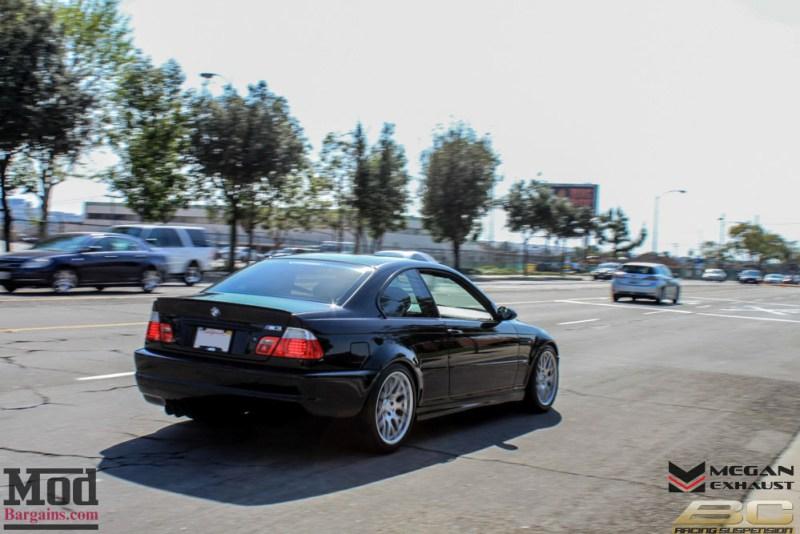 BMW_E46_m3_BC_Coilovers_SportlineCS16_AngelEye_Megan_Exh_Blake_-50